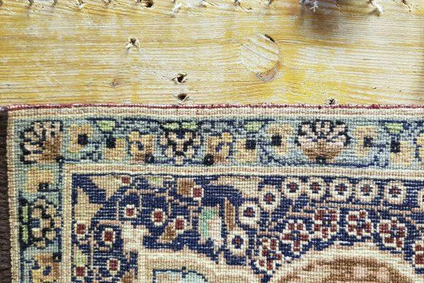 Teppich ohne Fransen